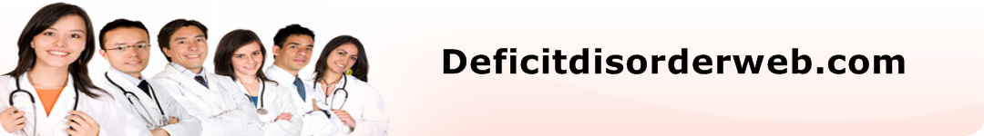 Deficit disorder web